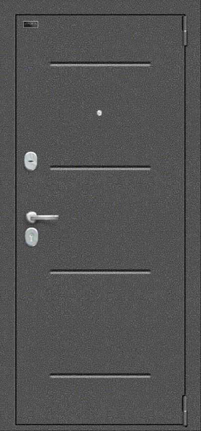 Porta S 104.П22, цвет: Антик Серебро/Cappuccino Veralinga