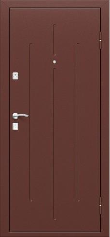 Стройгост 7-2, цвет: Антик Медь/М-11 (ИталОрех)