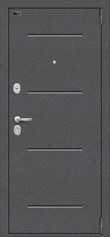 Porta S 104.П22, цвет: Антик Серебро/Bianco Veralinga