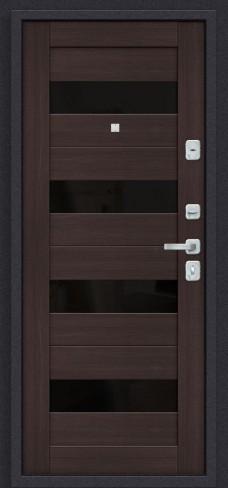 Porta M 4.П23, цвет: Almon 28/Wenge Veralinga