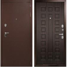 Входная дверь Дверной континент Рубикон Эковенге