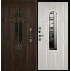 Входная дверь Дверной континент Лион Альберто баш
