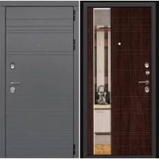 Входная дверь Дверной континент Новелло Венге