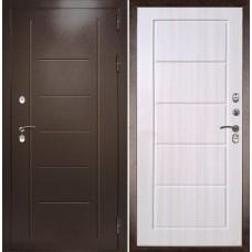 Входная дверь Дверной континент ТЕРМАЛЬ Лиственница бежевая
