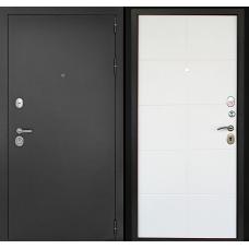 Входная дверь Дверной континент Рубикон-2 Белое дерево