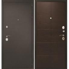 Входная дверь Дверной континент Рубикон-2 Венге