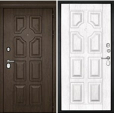 Входная дверь Дверной континент Милан Альберто баш