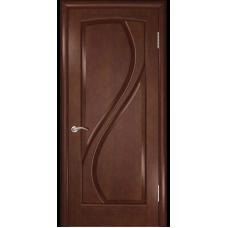 Шпон, цвет: Дионит (Анегри шоколад, глухая)
