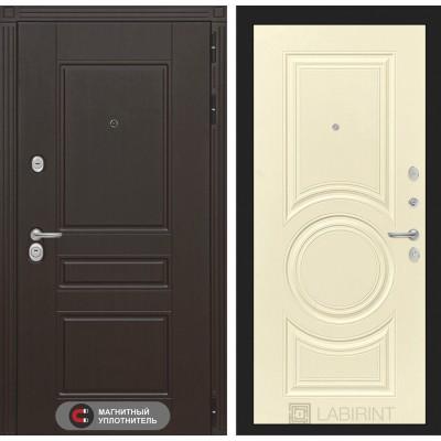 Входная дверь Лабиринт Мегаполис 23 - Шампань софт
