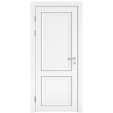 Классические двери, цвет: DG-DEKANTO (Белый бархат, глухая)