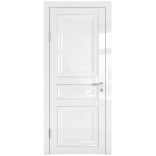 Классические двери, цвет: DG-PG-3 (Белый глянец, глухая)