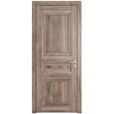 Классические двери, цвет: DG-PG-3 (Орех седой светлый, глухая)