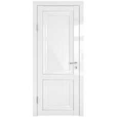 Классические двери, цвет: DG-PG-1 (Белый глянец, глухая)