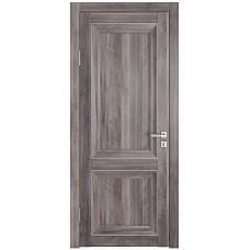 Классические двери, цвет: DG-PG-1 (Орех седой темный, глухая)