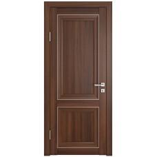 Классические двери, цвет: DG-PG-1 (Орех тисненый, глухая)