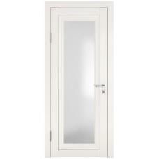 Классические двери, цвет: DO-PG-6 (Белый ясень, стекло ромб)