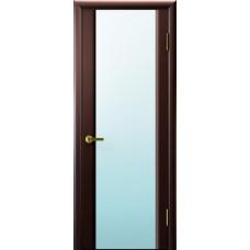 Шпон, цвет: Синай 3 (венге, стекло белое)