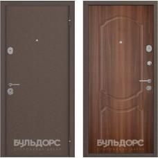 Дверь Бульдорс 14 Орех Лесной В-1