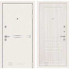 Входная дверь Лабиринт Лайн WHITE 03 - Сандал белый