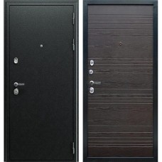 Входная стальная дверь АСД Next 1 Венге поперечный