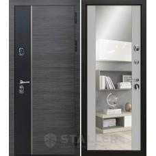 Входная металлическая дверь Сталлер Стило, манхэттен