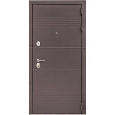 Металлическая входная дверь Luxor-27 (панель на выбор)