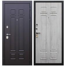 Входная стальная дверь АСД Виват Сосна белая