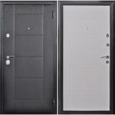 Входная дверь Дверной континент Квадро 2 Беленый дуб