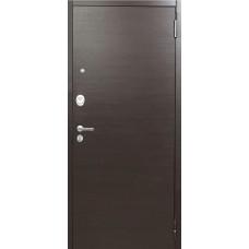 Входная дверь Аргус Люкс 3К 2П Элегант (венге)