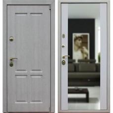 Входная стальная дверь АСД Дива Ясень золотой (заказная)