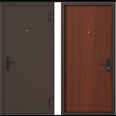 Входная дверь Бульдорс 1 Лесной орех