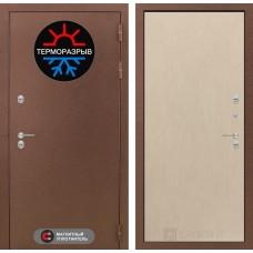 Входная дверь Лабиринт Термо Магнит 05 - Венге светлый
