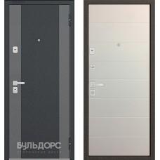 БУЛЬДОРС 44 К черный шелк К2 / белый софт MS11 (КОНСТРУКТОР)