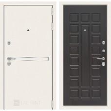 Входная дверь Лабиринт Лайн WHITE 04 - Венге