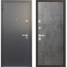 БУЛЬДОРС 44 К черный шелк / бетон темный MS14 (КОНСТРУКТОР)