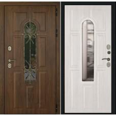 Входная дверь Дверной континент Лион Беленый дуб
