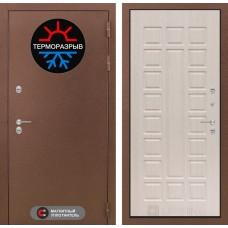 Входная дверь Лабиринт Термо Магнит 04 - Беленый дуб