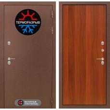 Входная дверь Лабиринт Термо Магнит 05 - Итальянский орех