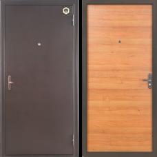 Двери Бульдорс 23 Медь / Миланский Орех