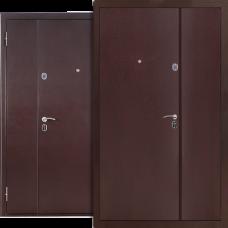 Двери Бульдорс Steel NEW 13 D Медь / Медь