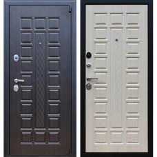 Входная стальная дверь АСД Консул Беленый Дуб