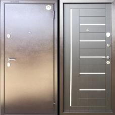 Двери Бульдорс NEW 14 Медь / Венге М2