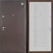 Двери Бульдорс 10С, Медь/Лиственница белая