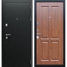 Входная стальная дверь АСД Прометей 3D Орех темный