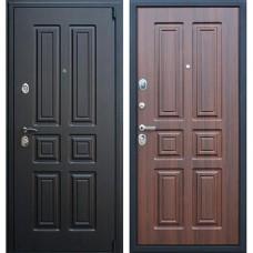 Входная стальная дверь АСД Атлант Орех бренди