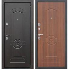 Входная стальная дверь АСД Гермес Орех бренди
