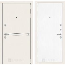 Входная дверь Лабиринт Лайн WHITE 07 - Белое дерево