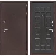 Входная дверь Лабиринт CLASSIC антик медный 04 - Венге