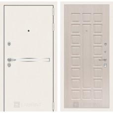Входная дверь Лабиринт Лайн WHITE 04 - Беленый дуб