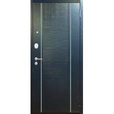 Входная дверь Аргус Люкс 3К 2П Дижон (Роял вуд синий)